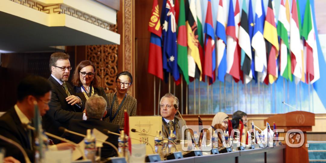 Ази-Европын Хүнсний аюулгүй байдлын зөвлөлдөх уулзалт эхэллээ