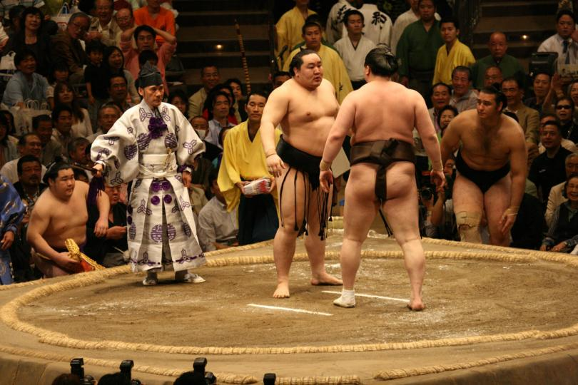 HAKUHO VS ASASHORYU