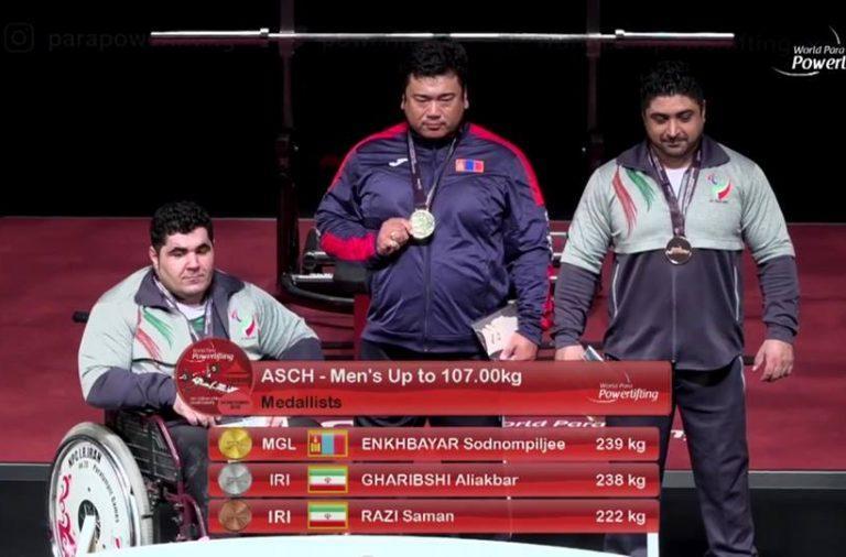 Азийн аваргын алтан медалийг Э.Содномпилжээ хүртлээ