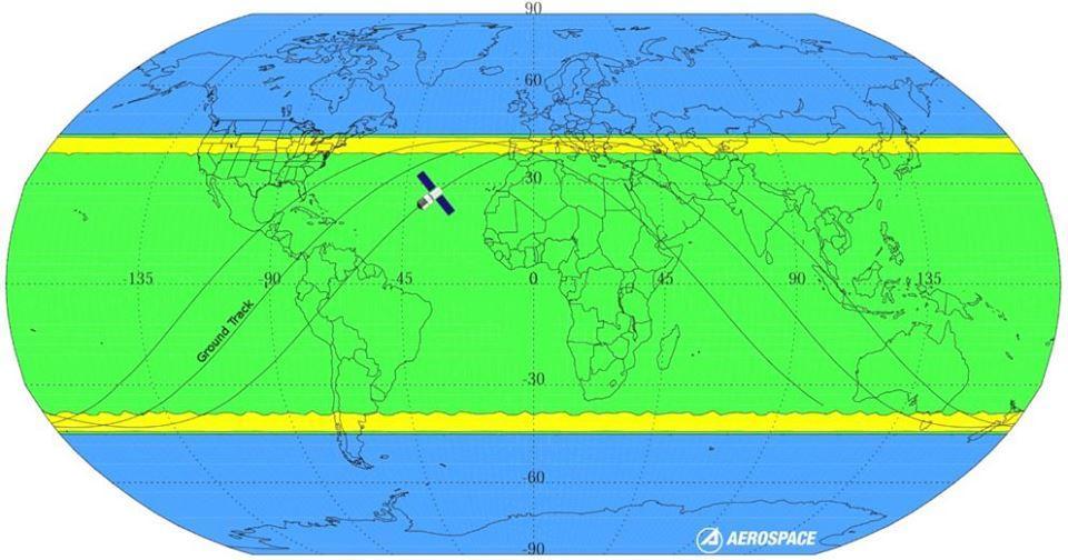 Хятадын сансрын хөлөг хяналтгүйгээр дэлхий рүү ирж байна